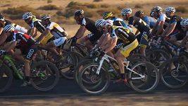Čtvrtá etapa závodu Cape Epic