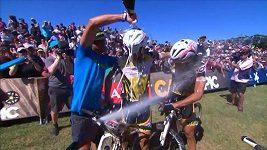 Kulhavý a Sauser vyhráli Cape Epic
