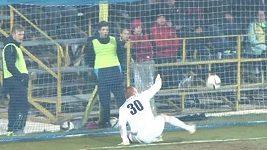 Nádherný gól ve druhé maďarské lize
