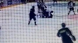 Zkrat kanadského hokejisty