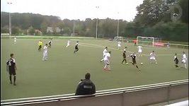 Úchvatný gól německého amatéra