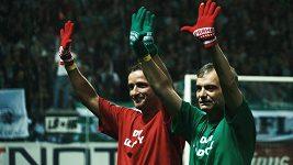Duel rivalů se blíží, Slavia přivítá Bohemians 1905