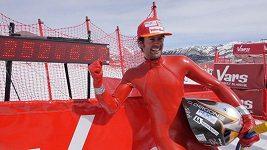 Další rychlostní rekord Simone Origoneho