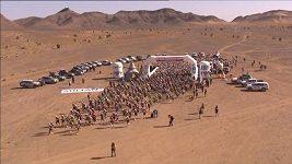 Podívejte se na maratón v poušti.