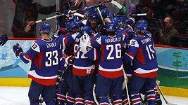 Neoficiální slovenská hokejová hymna 'Máme na to'