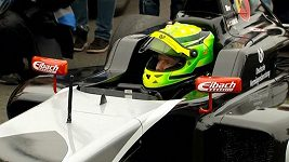 Mick Schumacher ve formuli 4