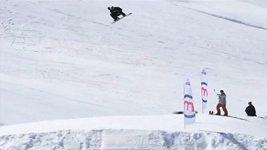 Billy Morgan a jeho rekordní skok