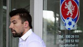Baroš po verdiktu disciplinární komise FAČR