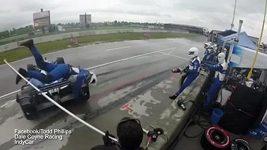 Formule srazila mechanika