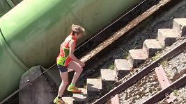 Valtellina Vertical Tube Race 2015