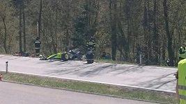 Krámského nehoda v Rechbergu