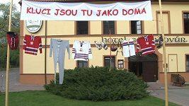 Hotel pro české hokejisty