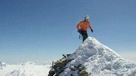 Daniel Arnold vylezl severní stěnu Matterhornu v rekordním čase