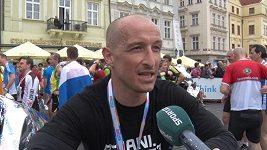 Maratónská premiéra v Praze