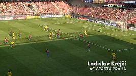 Výběr gólů ze zápasů Sparty s Plzní