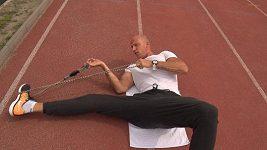 Petr Svoboda - trénink