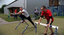 Petr Svoboda - společný trénink