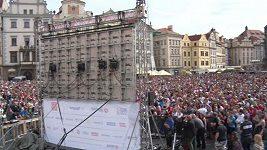 Čeští fanoušci o semifinále s Kanadou