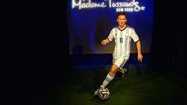 Messi má svou voskovou figurínu v New Yorku