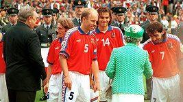Mistrovství Evropy 1996 finále Česko - Německo