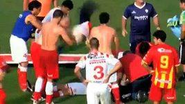 V Argentině zkolaboval fotbalista