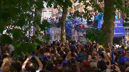 Oslavy Chelsea