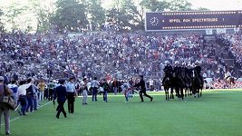 Tragédie na stadiónu Heysel