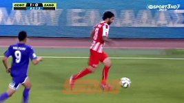 Velké sólo v Řeckém poháru