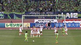 Parádní trefa z japonské ligy