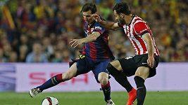 Messiho famózní gól ve finále poháru proti Bilbau