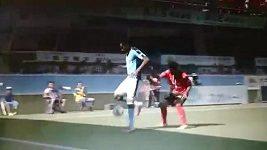 Finta v japonské lize