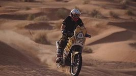 Přípravy na Dakar 2016 jsou v plném proudu.