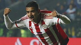 González poslal Paraguay do semifinále