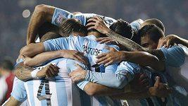 Argentina rozstřílela Paraguay