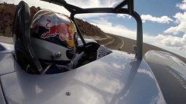 Rhys Millen vyhrál s elektromobilem slavný Pikes Peak.