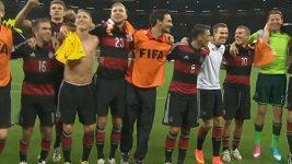 Němci před rokem na MS rozstříleli Brazílii
