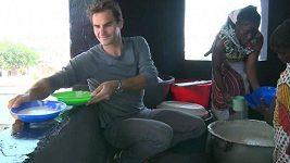 Roger Federer v Malawi