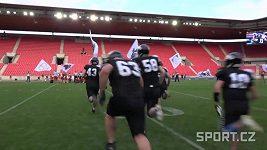 Czech Bowl Black Panthers vs. Příbram Bobcats
