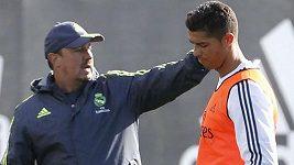 Ronaldo řval na trenéra Beníteze
