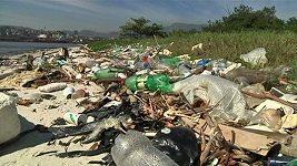 Znečištěná voda může na olympiádě v Rio de Janeiru způsobit atletům zdravotní problémy