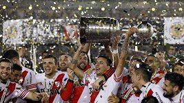 Fotbalisté River Plate získali Pohár osvoboditelů