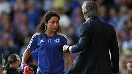 Mourinho se zlobí na svůj lékařský tým