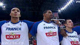 Hymnu si Francouzi zazpívali sami