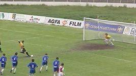 První gól brankáře