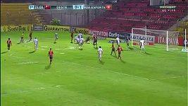 Neregulérní podmínky ve druhé brazilské lize
