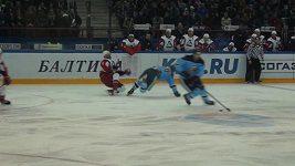 Zranění hokejisty Jiřího Novotného