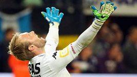 Brankář Mechelenu Gillet chytil tři penalty
