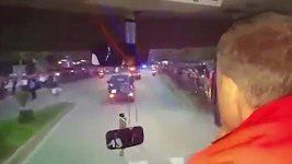 Útok na srbský autobus