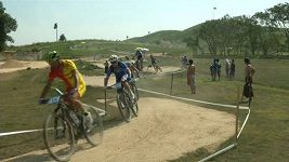 V Riu testovali olympijskou trať pro závod horských kol
