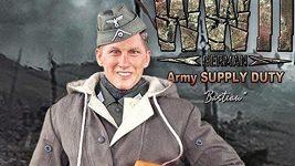 Panenka v nacistické uniformě je podobná Schweinsteigerovi